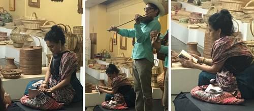 Recital de Natalia Toledo: musicalidad y belleza de la lengua zapoteca