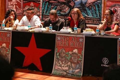 Este gobierno profundiza las políticas neoliberales: Congreso Nacional Indígena
