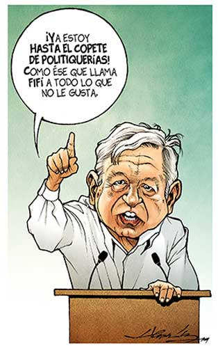 Duro señalamiento - Hernández