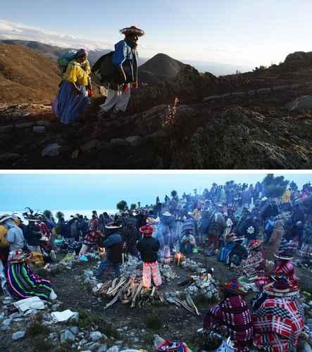 Wixárikas esperan diálogo con AMLO para proteger su territorio de mineras