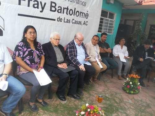Crisis de derechos humanos, legado de Peña y Velasco en Chiapas: Frayba