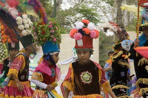 Comenzó a emanar el saber totonaca en Cumbre Tajín