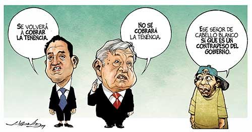 La oposición - Hernández