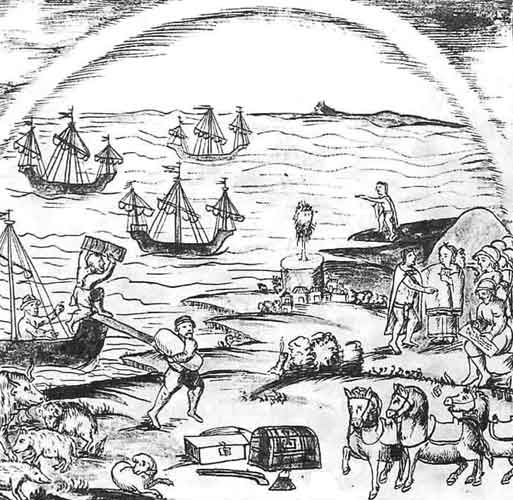 Hernán Cortés no fue villano ni héroe, sólo era un hombre de su tiempo<br>