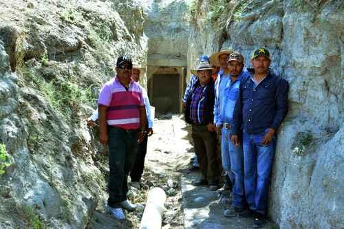 Peñasquito acabó con el agua de valle de Mazapil