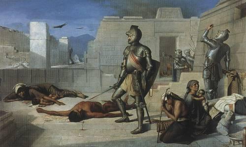 Los pueblos alrededor del valle de Anáhuac ??estaban hasta el copete de los mexicas??
