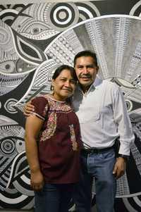 En Tonas y tallas zapotecas se exhiben 25 años de formar vida mediante la artesanía