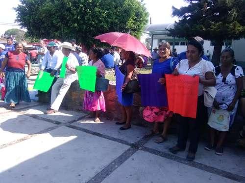 Exigen al IMSS mejor servicio en Oaxaca