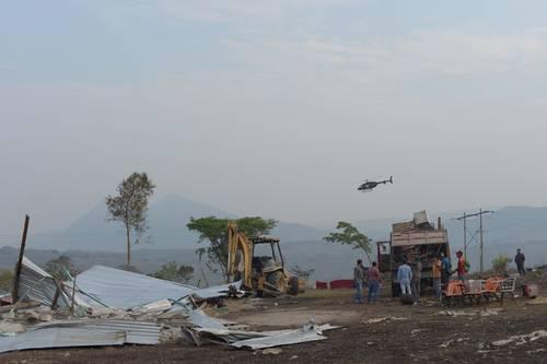 Chiapas: recuperan 386 hectáreas invadidas por el Mocri-EZ en 2012