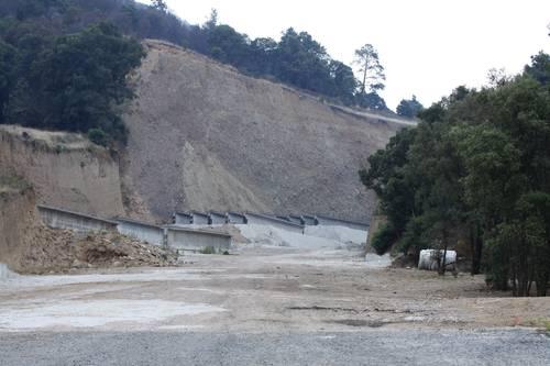 Ñañús de Lerma se oponen a la autopista Naucalpan-Toluca