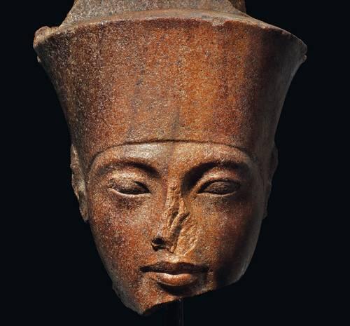 Egipto pide suspender puja de una efigie de Tutankamón; Christie?s espera recaudar más de 5 mdd