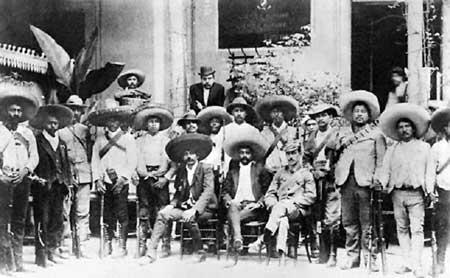 De la Comuna de Morelos<br>a la Cuarta Transformación