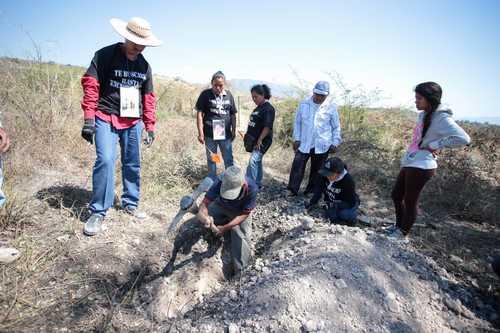 Inhumación clandestina, fenómeno imparable en México: estudio de la Uia
