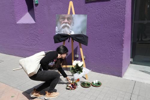 """Homenaje en el Museo de Culturas Populares; """"es un humanista, un valiente, un guía""""<br>"""