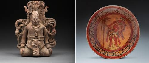 Poco puede hacer México para impedir subasta de arte prehispánico