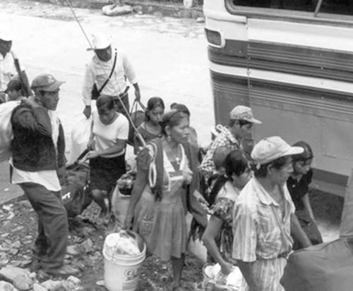 De Oaxaca a San Quintín: un camino sin derechos