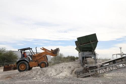Suben 180% acciones de firma inglesa por veta de litio en Sonora