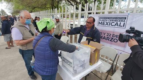 ONG: ganó el no a la cervecera de Constellation Brands en Mexicali
