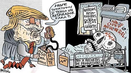 Enfermo con privilegios - Magú