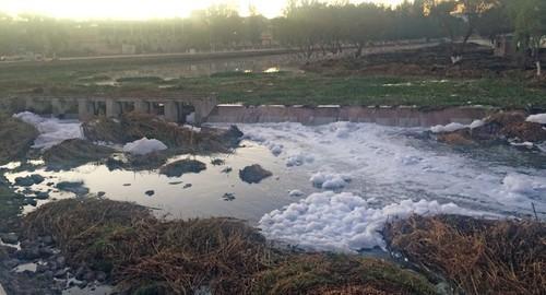 CON LA PANDEMIA SE REVELAN RIESGOS SANITARIOS<br>Fallas estructurales en el tratamiento del agua