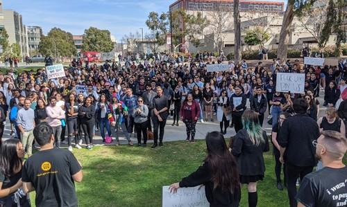 Movilización y cuarentena: crónica de una estudiante mexicana en California