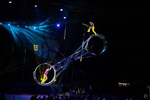 La Jornada: El Circo Atayde festejará en línea 132 años de trayectoria