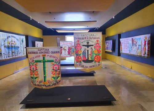 Exposiciones de grandeza artesanal reabren el Museo Nacional de Culturas Populares