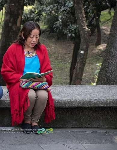 Alistan entrega del Premio de Literaturas Indígenas 2020 a Juana Karen Peñate