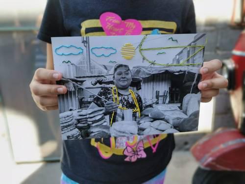Impulsan en Juchitán la construcción de la Biblioteca Fotográfica Comunitaria