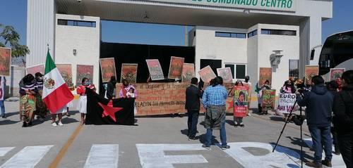 Comunidad otomí de CDMX apoya rechazo a termoeléctrica en Huexca