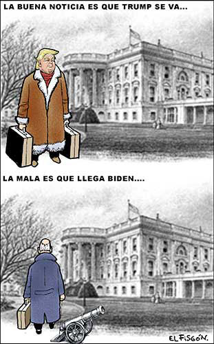 RELEVO EN WASHINGTON