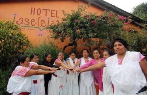 Redes sociales, canal comercial para cooperativas de mujeres indígenas<br>Foto