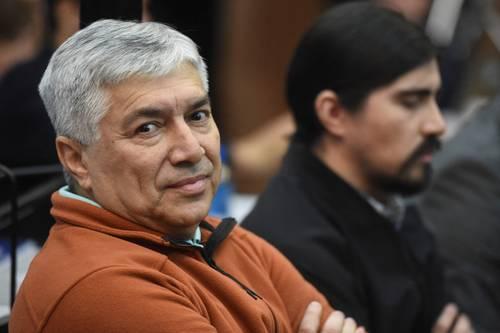 En imagen de archivo, el empresario argentino Lázaro Báez (izquierda) y su hijo Martín, también sentenciado en este juicio.