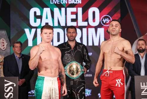La pelea entre ambos boxeadores se realizará hoy en Miami, donde el tapatío expondrá sus títulos supermedianos del AMB y CMB.