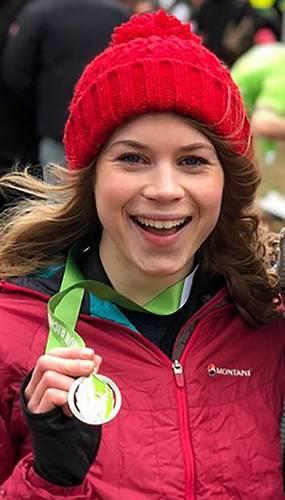 Sarah Everard, de 33 años, quien desapareció la noche del 3 de marzo mientras regresaba caminando a su casa en el sur de Londres, en una imagen publicada por la Policía Metropolitana el 11 de marzo.