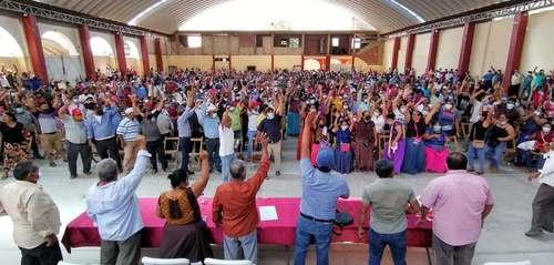 La Jornada - Aprueban construir un parque industrial en San Blas Atempa