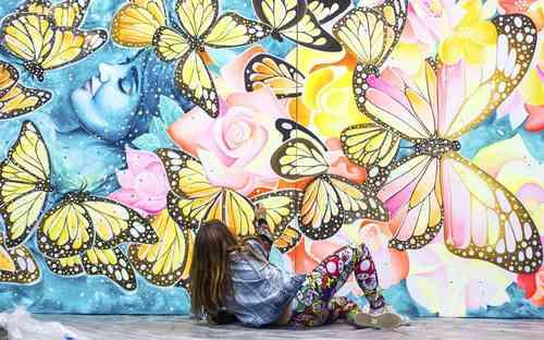Mural, arte en el ADN de los mexicanos