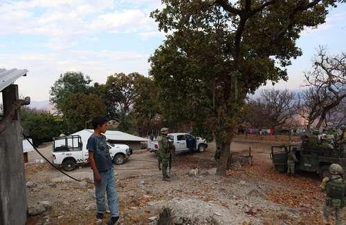 <br>Oro y plata, detrás de las expulsiones en Totolapan, Guerrero