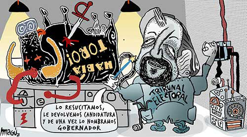 EL HOSPITAL SALVAVIDAS