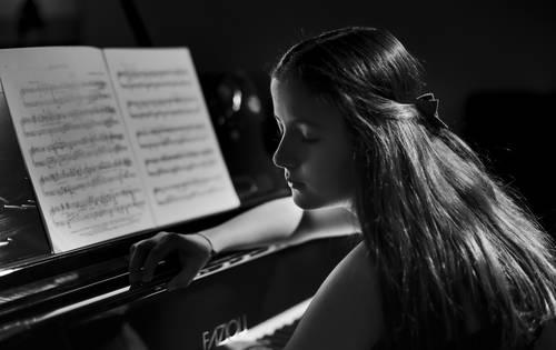 La pianista de 15 años cuenta con un amplio palmarés en concursos internacionales.