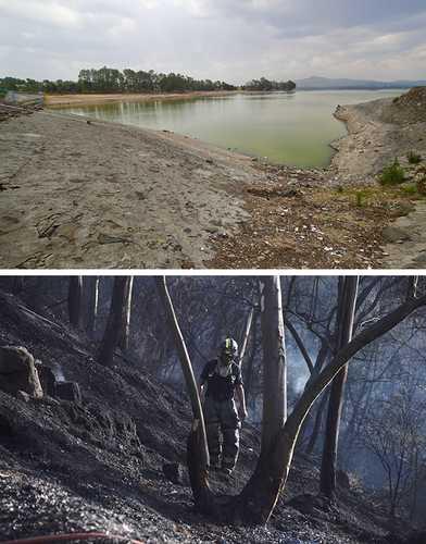 <br>La sequía, la más intensa en 30 años; es casi una emergencia: Sheinbaum