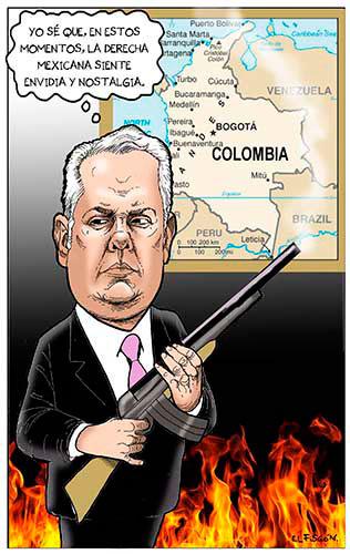 IVÁN DUQUE EN COLOMBIA