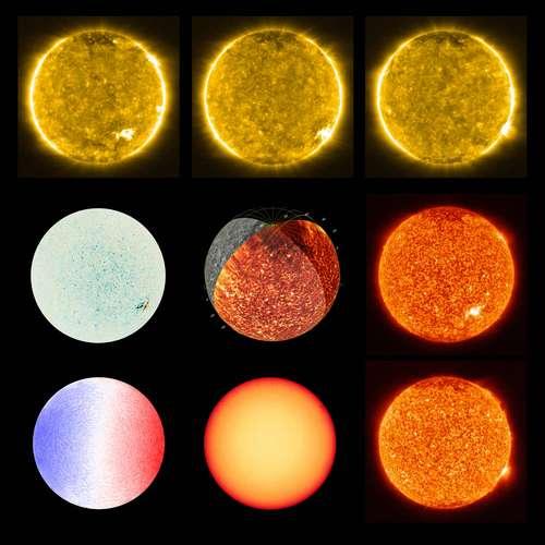 Imágenes del Extreme Ultraviolet Imager, a bordo de Solar Orbiter, lanzado al espacio el año pasado, han revelado más de mil 500 erupciones solares en miniatura llamadas fogatas, las cuales duran entre 10 y 200 segundos y tienen una huella que cubre entre 400 y 4 mil kilómetros, informó Europa Press.