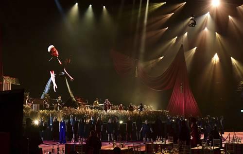 Pink, durante los Brit Awards 2021.