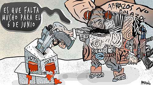 ADELANTANDO ELECCIONES
