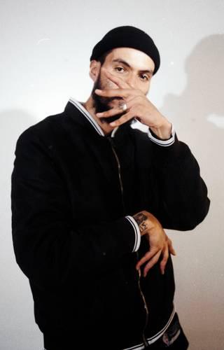 El rapero colombiano N. Hardem presentó su álbum Verdor.