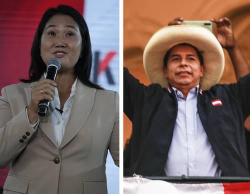 La declaratoria oficial de ganador tras los comicios del pasado domingo en Perú tardará al menos 12 días debido a las impugnaciones de Keiko Fujimori, quien mantiene esperanza de revertir el resultado que, según el escrutinio final, da la victoria a Pedro Castillo.