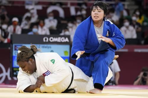 Aunque cayó ante la japonesa Akira Sone, Idalys Ortiz consiguió su cuarta medalla y se convirtió en una de las atletas más laureadas en Juegos Olímpicos de la isla.