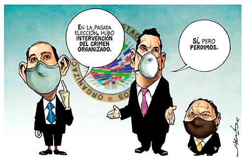 La Jornada - VALIENTE DENUNCIA