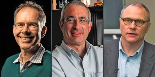 Guido Imbens, Joshua Angrist y David Card recibirán 1.14 millones de dólares.